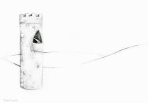 PSA 10 - graphite on paper - 8,5 x 11 inches